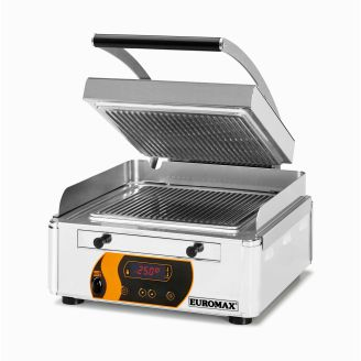 Euromax enkele contactgrill 1768DRR
