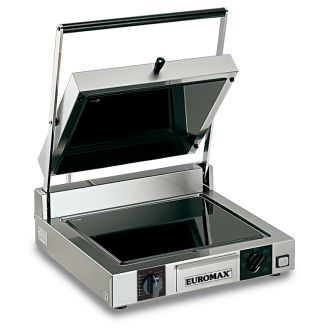 Euromax Keramische Extra Depth Medium grill - 230 V.