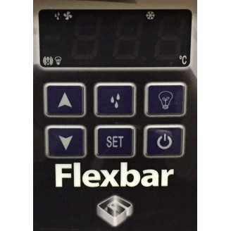 Occasion Flexbar 3- glasdeuren