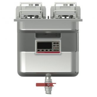 FriFri Vision 411 single tank drop-in friteuse [17-20,5L / 22kW]