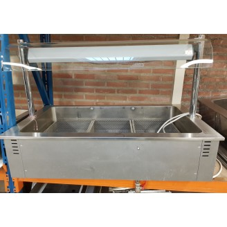 Occasion Meal system drop-in bain marie
