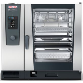 Rational iCombi Classic 10-2/1G - Gas Combisteamer