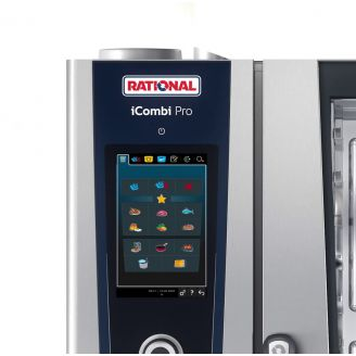 Rational iCombi Pro 6-2/1G - Gas Combisteamer
