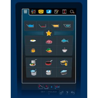 Rational iVario PRO 2-L - intelligent kooksysteem