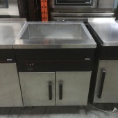 Atag electrische bain marie (OCCASION)