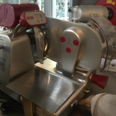 Berkel snijmachine (showroom model)