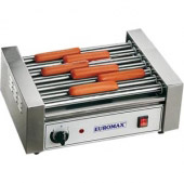 Euromax worstenroller grill, 7 rollers, 230 V / 1,4 kW, 1010