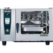 Rational SCC62G 5Senses gas Selfcooking Center
