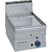 Roeder gas bak-/grillplaat - glad, BG04601