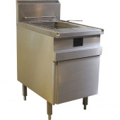 Roeder hoogrendement gas friteuse, HR-POWER-V2