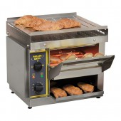 Rollergrill conveyor toaster