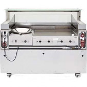 Scholl frontcooking unit, ACS 1500 d3